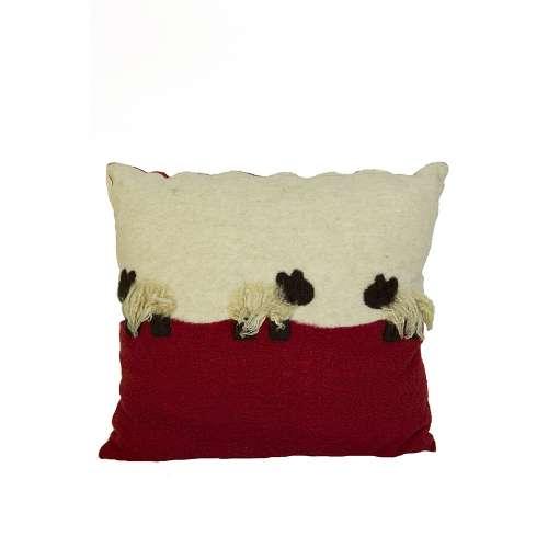 Cuscino YAK rosso