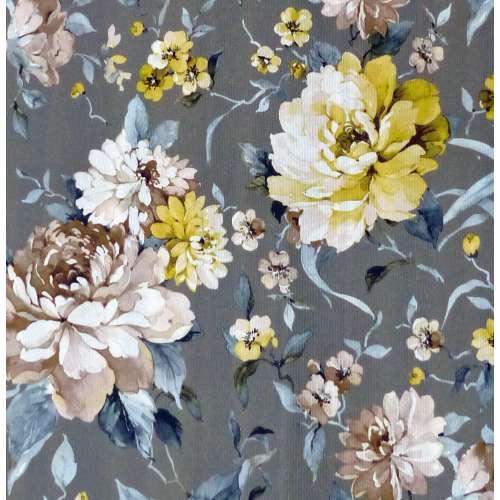 Tessuto Charlotte GIALLO H. 280 cm.