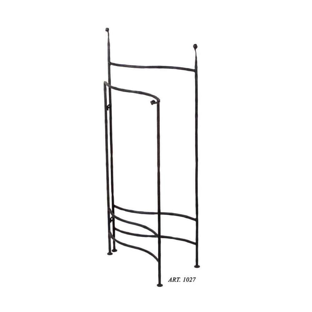 Pin Porta-asciugamani-in-ferro-battuto on Pinterest
