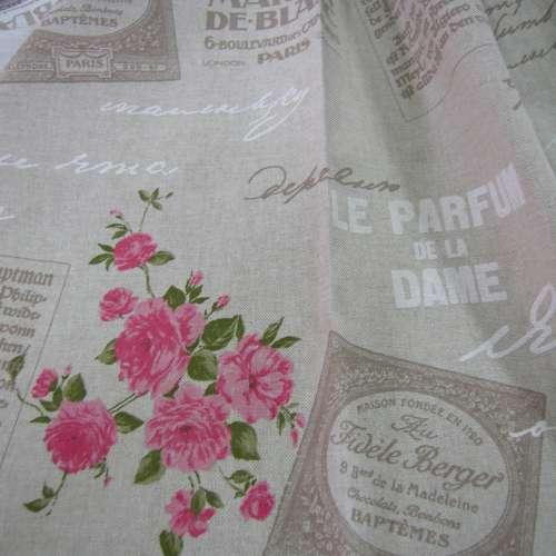 Tessuto Le Parfume H. 280 cm.