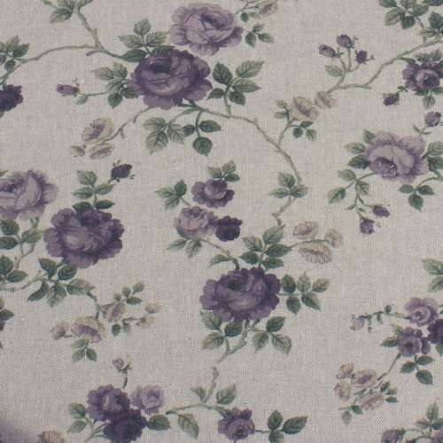 Tessuto Rose nocciola H. 280 cm.